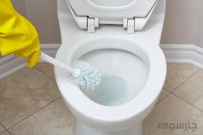 نکات بهداشتی استفاده از توالت فرنگی